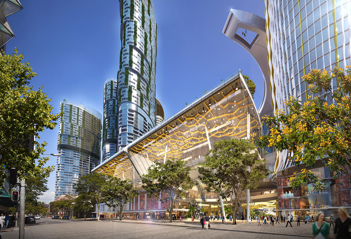 Queen 39 s wharf brisbane projects cottee parker architects for Design hotel queensland