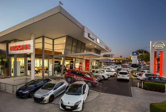 Metro Motor Dealership
