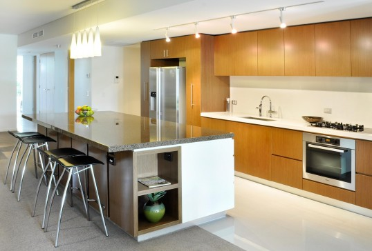 Riverpoint Apartments Interiors