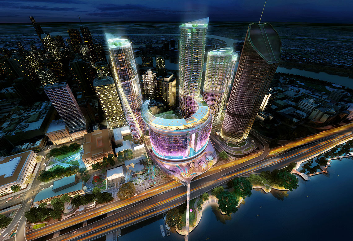 Brisbane Casino Development
