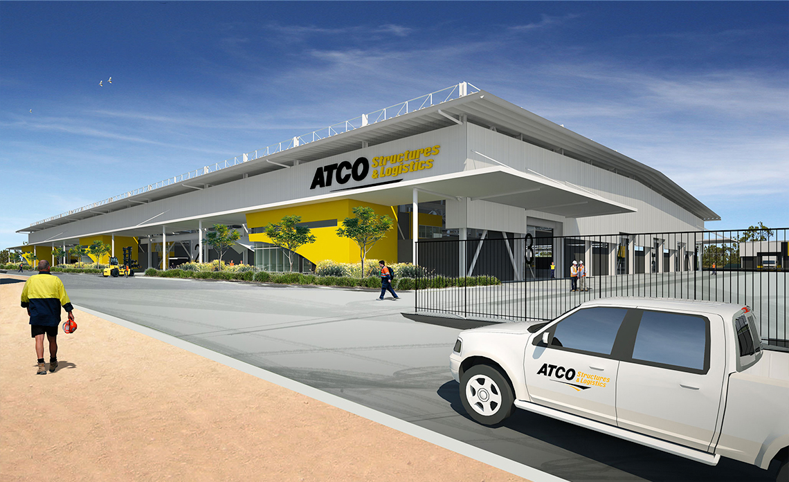 Atco Factory And Offices