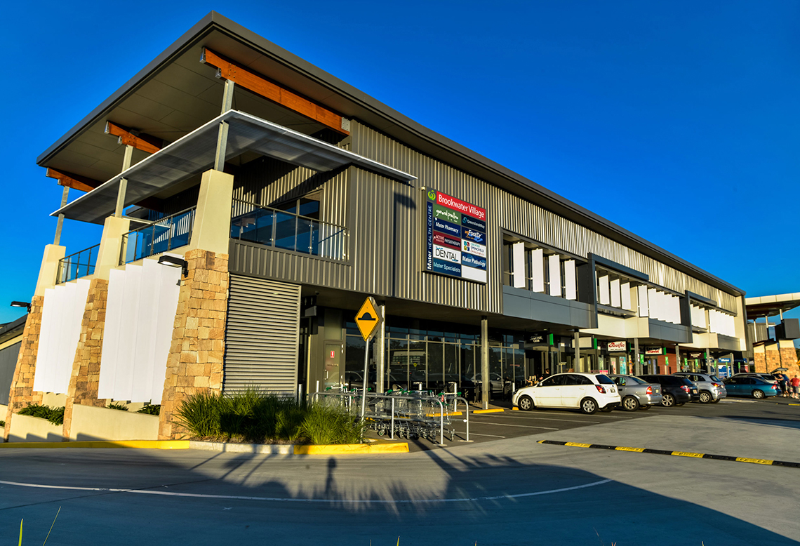 Brookwater Village Convenience Centre