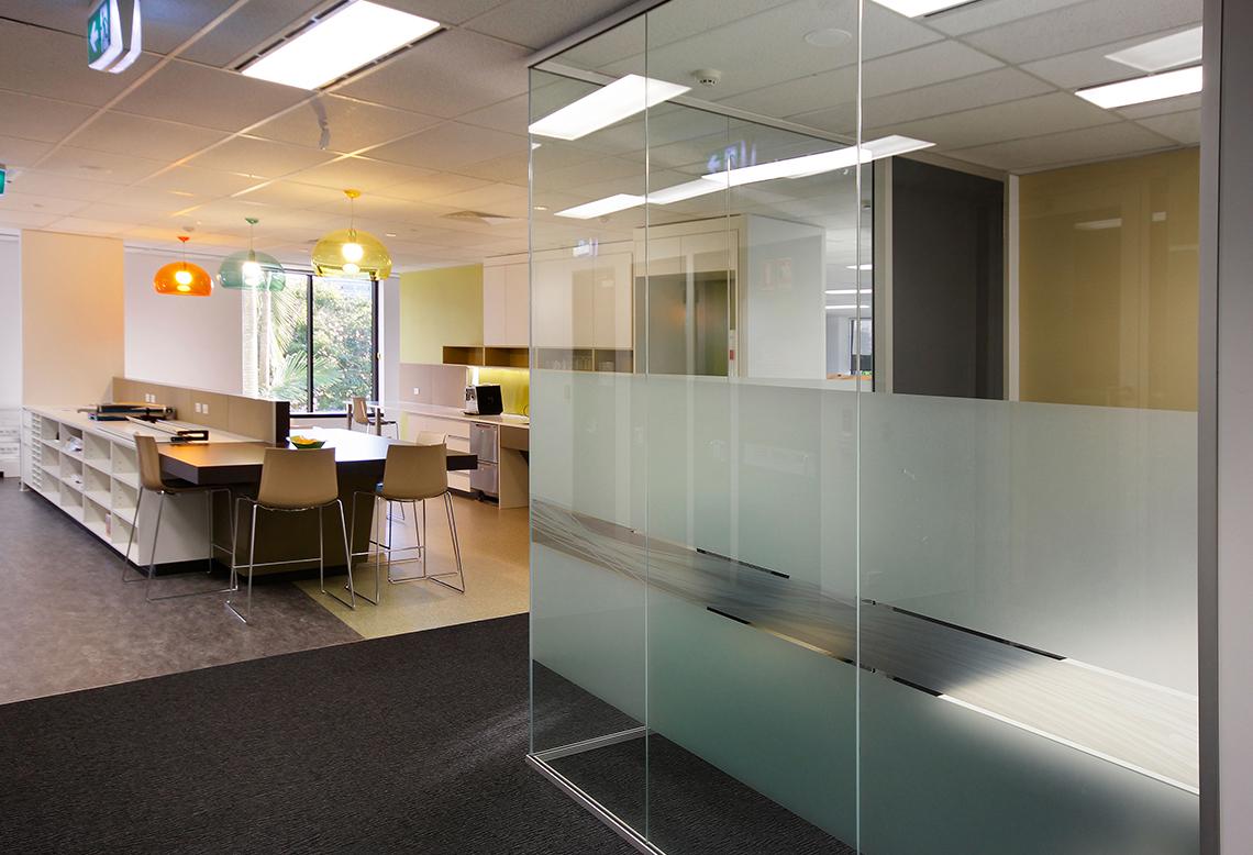 Golder Associates Office Fitout