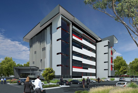 Australian Federal Police Building