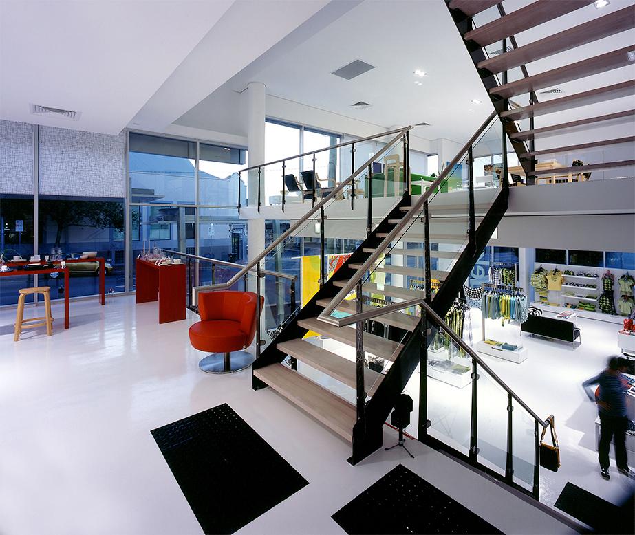Deka Furniture Showroom