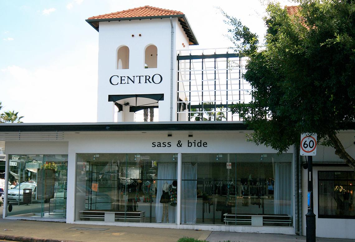 Centro on James