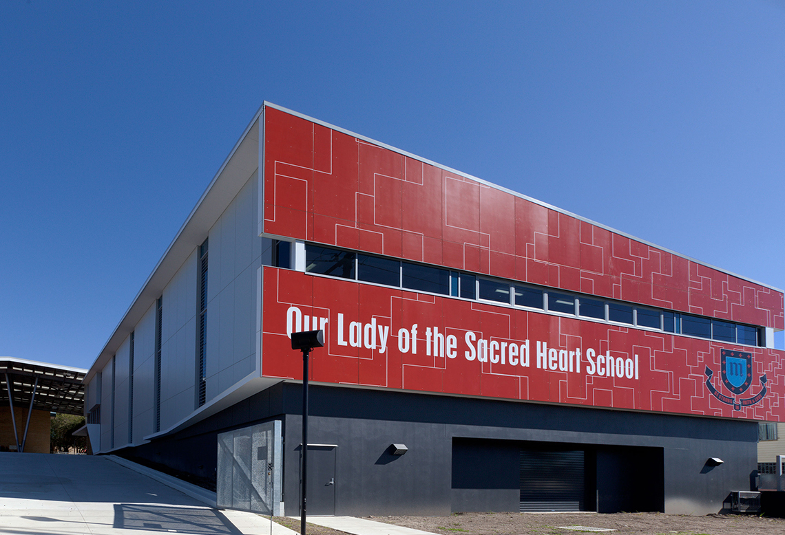 OUR LADY OF THE SACRED HEART MULTIPURPOSE HALL