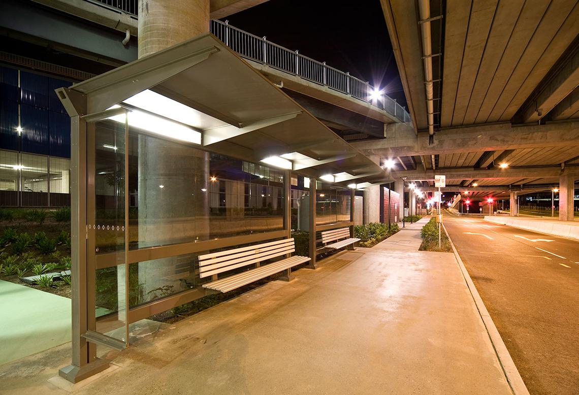 The Princess Alexandra Hospital Busway Station