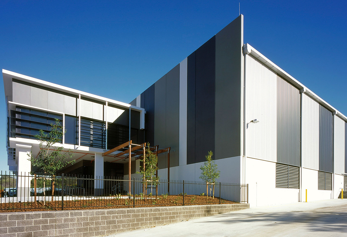 Stockland Industrial Warehouse