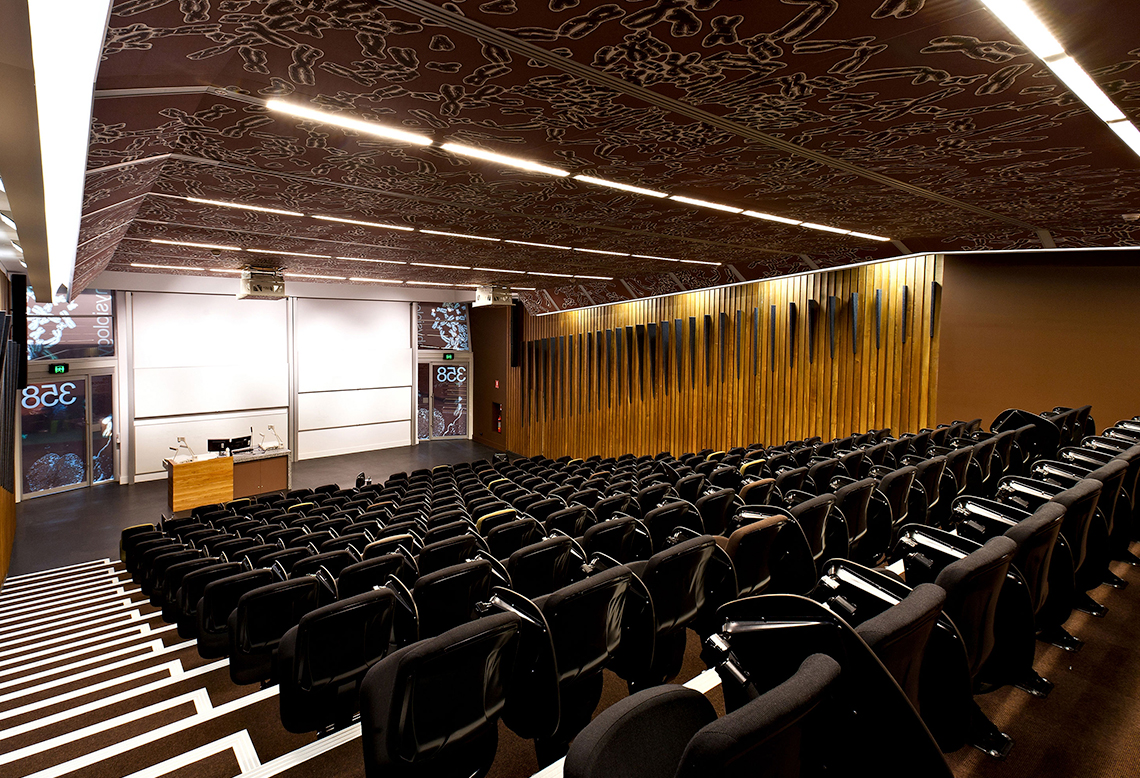 UQ Physiology Lecture Theatre Refurbishment