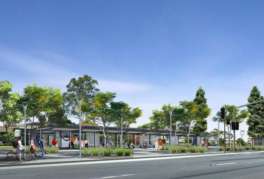 Morayfield Bus Station