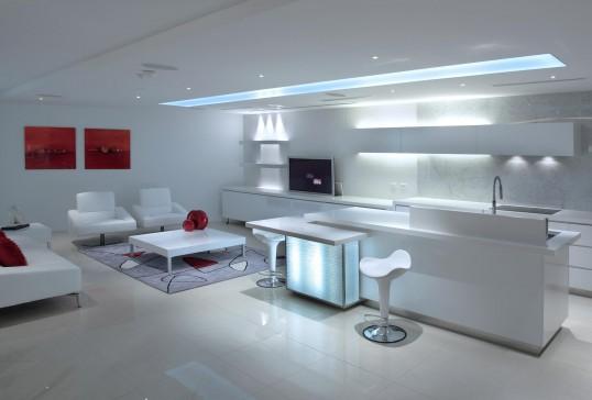 Harvey Norman Commercial Showroom