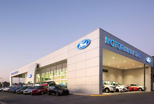 Ford Moorooka