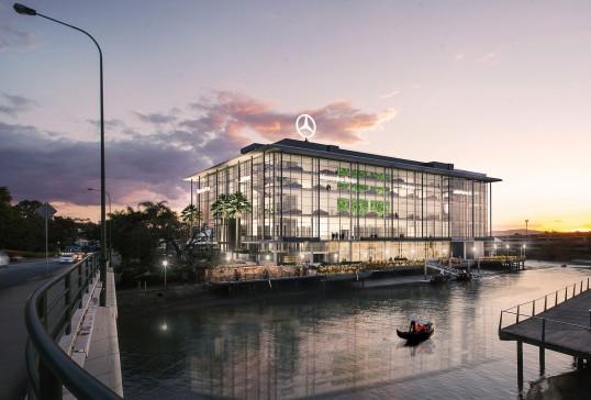 Mercedes Autohaus Newstead