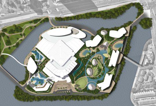 Jupiters Casino Masterplan