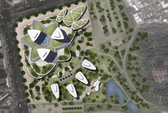 Zhongshan Masterplan