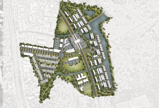 134 Eastlake St Merrimac Masterplan