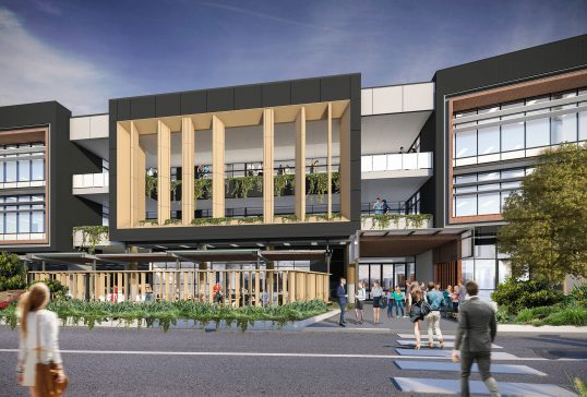 Super Retail Group Offices, Strathpine